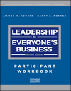 Leadership is Everyone's Business, Participant Workbook, 2nd Edition (1119397502) cover image