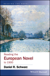 Reading the European Novel to 1900 (1119517702) cover image