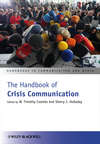 The Handbook of Crisis Communication (1444361902) cover image