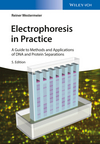 thumbnail image: Electrophoresis in Practice: A Guide to Methods and Applications of DNA and Protein Separations