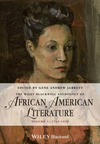 The Wiley Blackwell Anthology of African American Literature: Volume 1, 1746 - 1920 (EHEP003002) cover image