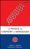 The Physics and Chemistry of Nanosolids (0470067403) cover image