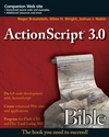ActionScript 3.0 Bible (0470135603) cover image