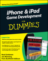 iPhone and iPad Game Development For Dummies (0470599103) cover image