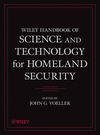 Wiley Handbook of Science and Technology for Homeland Security, 4 Volume Set (0471761303) cover image