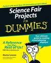 Science Fair Projects For Dummies (0764554603) cover image