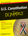 U.S. Constitution For Dummies (0764587803) cover image