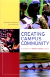 Creating Campus Community: In Search of Ernest Boyer's Legacy (0787957003) cover image