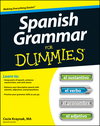 Spanish Grammar For Dummies (1118023803) cover image