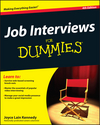 Job Interviews For Dummies, 4th Edition