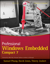 Professional Windows Embedded Compact 7 (1118167503) cover image