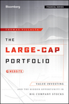 The Large-Cap Portfolio: Value Investing and the Hidden Opportunity in Big Company Stocks, + Web site (1118256603) cover image