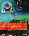 Mastering Blender, 2nd Edition (1118275403) cover image
