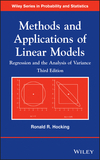 thumbnail image: Methods and Applications of Linear Models: Regression and the Analysis of Variance, 3rd Edition