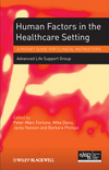 Human Factors in the Health Care Setting: A Pocket Guide for Clinical Instructors (1118339703) cover image