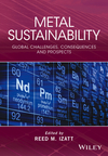 thumbnail image: Metal Sustainability: Global Challenges, Consequences, and Prospects