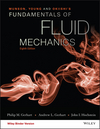 Fundamentals of Fluid Mechanics, Binder Reader Version, 8th Edition (1119080703) cover image