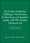 The Student Leadership Challenge: Five Practices for Becoming an Exemplary Leader 2e with TSLC Student Workbook Set (1119255503) cover image