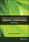 thumbnail image: Biologically and Environmentally Important Organic Compounds: GCMS Library