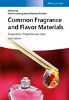 thumbnail image: Common Fragrance and Flavor Materials: Preparation, Properties and Uses, 6th Edition