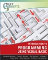 Wiley Pathways Introduction to Programming using Visual Basic, 1st Edition (EHEP000103) cover image
