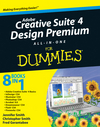 Adobe Creative Suite 4 Design Premium All-in-One For Dummies (0470449004) cover image