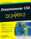 Dreamweaver CS4 For Dummies (0470484004) cover image