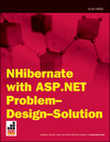 NHibernate with ASP.NET Problem Design Solution (0470488204) cover image