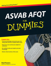 ASVAB AFQT For Dummies (0470600004) cover image