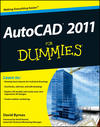 AutoCAD 2011 For Dummies (0470649704) cover image