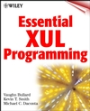Essential XUL Programming (0471415804) cover image