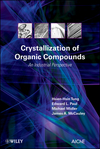 Crystallization of Organic Compounds: An Industrial Perspective (0471467804) cover image