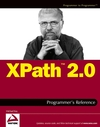 XPath 2.0 Programmer's Reference (0764569104) cover image