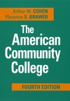The American Community College, 4th Edition (0787967904) cover image