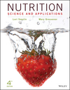 Nutrition: Science and Applications, Binder Ready Version, 4th Edition  (1119087104) cover image