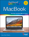 Teach Yourself VISUALLY MacBook, 4th Edition (1119463904) cover image