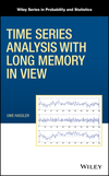 thumbnail image: Time Series Analysis with Long Memory in View