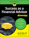 Success as a Financial Advisor For Dummies (1119504104) cover image