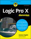 Logic Pro X For Dummies, 2nd Edition (1119506204) cover image