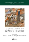 A Companion to Gender History (1405149604) cover image