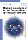 thumbnail image: Structural Identification of Organic Compounds with Spectroscopic Techniques