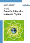 Time: From Earth Rotation to Atomic Physics (3527407804) cover image
