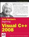 Ivor Horton's Beginning Visual C++ 2008 (0470332905) cover image
