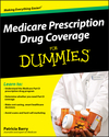 Medicare Prescription Drug Coverage For Dummies (0470477105) cover image