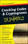 Cracking Codes and Cryptograms For Dummies (0470591005) cover image