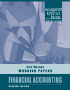 Financial Accounting, Working Papers , 7th Edition (0470604905) cover image