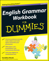 English Grammar Workbook For Dummies, 2nd Edition (0470930705) cover image
