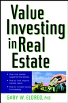 Value Investing in Real Estate (0471185205) cover image