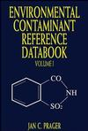 Environmental Contaminant Reference Databook, Volume 1 (0471286605) cover image