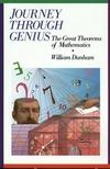 Journey through Genius: Great Theorems of Mathematics (0471500305) cover image